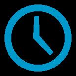 VOIP clock