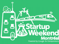 Startup Weekend Montréal – Ville intelligente: March 27th, 2015